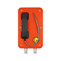 China Robust Industrial Explosion Proof Telephone Weatherproof With ATEX Certification supplier