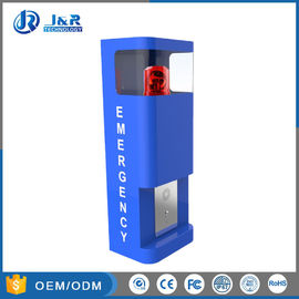 China Anti Vandal Emergency Help Point For Car Parking Lots supplier