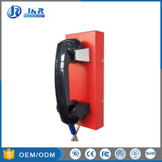 China GSM/3G Outdoor Public Help Wall Mounted Telephones , Industrial Analog Phones supplier