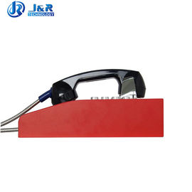 China Easy to Install Vandal Proof Metal Stainless Steel Handset Telephone supplier