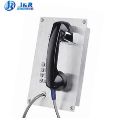 China Emergency Free - Dail Vandal Proof Telephone Flush - Mounted With Full Keypad supplier
