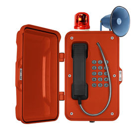 SOS Robust Broadcasting Industrial Weatherproof Telephone Loud Speaking IP66-IP67