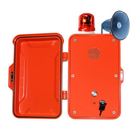 China Intercom Industrial Analog Telephone Emergency Call System For Hazardous Areas supplier