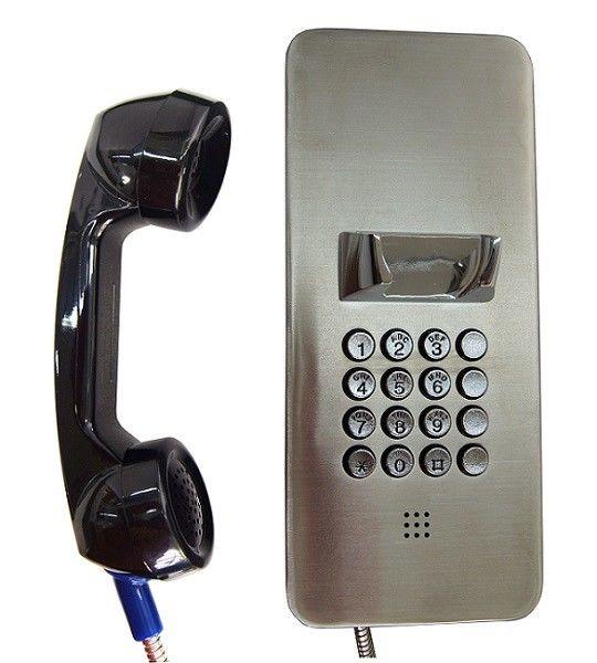 16 Keys Keypad Voip Phone Sip Sos For Prison Parking Lot