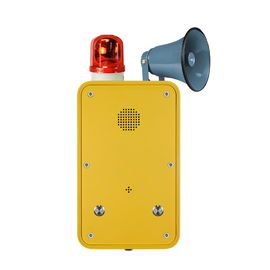 China Anti Vandal Broadcast Telephone Simple Installation For Chemical Plants / Power Plants factory