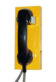 China Vandal Proof Help Point Telephone , Emergency Wall Phone For Bank Hall factory