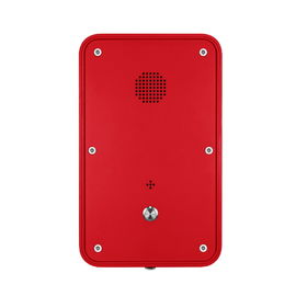 China Red Industrial Weatherproof Telephone Post With Aluminum Alloy Die Casting Body factory