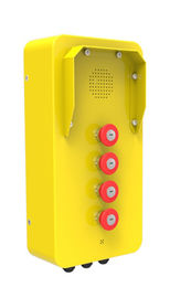 China Rugged Waterproof Emergency Phone Marine Intercom Anti Moisture For Shipboard factory