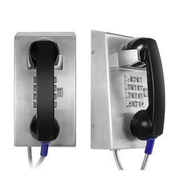 China Shipboard / Prison Vandal Resistant Telephone Waterproof With Volume Control factory