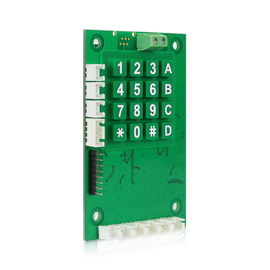 China Industrial Telephone Spare Parts Analog Telephone Circuit Board for Hands free Speed Dial distributor