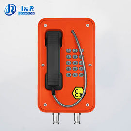 China Rugged SIP Explosion Proof Telephone For Underground Mining , Oil & Gas station factory
