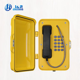 China Heavy Duty IP67 Weather Resistant Telephone / Outdoor Emergency Phone factory