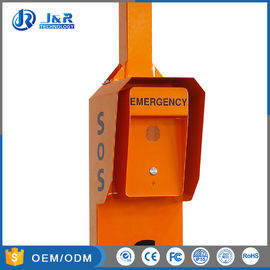 China GSM / 3G Wireless Weatherproof SOS Call Box IP66 Roadside Emergency Help Phone factory