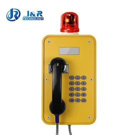 China Vandal Resistant Industrial Voip Phone Corrosion Resistant Cast Multi Color factory