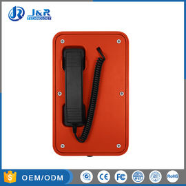 China IP Shockproof Industrial Weatherproof Telephone With Aluminum Alloy Material factory