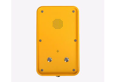 China Outdoor Wall Mounted Telephones Two Buttons Speed Dial For Railways / Power Stations factory