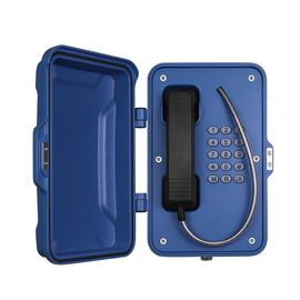 China IP67 Outdoor Industrial Waterproof Telephone Tunnel Emergency Phone 2 Years Warranty factory