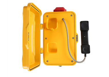 China IP66-IP67 Waterproof Industrial Weatherproof Telephone Hotline Emergency Type factory