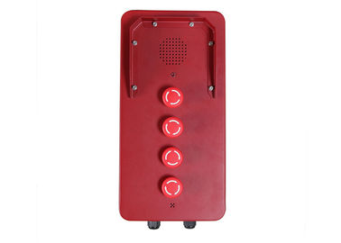 China Emergency Intercom SIP Call Box Telephone Cold Rolled Steel Material For Highway distributor
