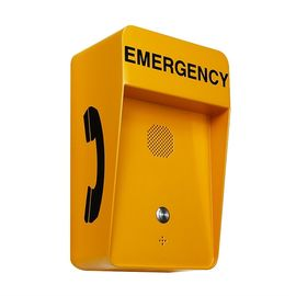 China Weatherproof Outdoor SIP Phone Highway Emergency Telephone GSM Call Box For Roadside distributor