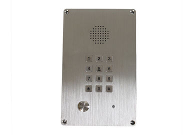 China Analogue Emergency Dustfree Elevator Intercom Phones Clean Room Type For Hospital distributor
