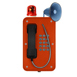 China JR103- FK - HB Industrial Weatherproof Telephone , Heavy SIP Emergency Telephone factory