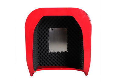 China Public Emergency Cabinet Telephone Hood Marine Soundproof Booth For Power Plant distributor