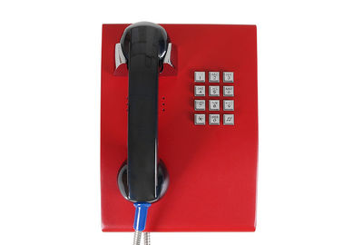 China SOS Vandal Resistant Telephone Public ATM Bank Service Security System distributor