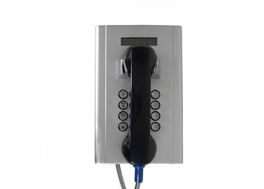 China Vandal Proof Wireless Cleanroom Prison Telephone For Hospital , 2 Years Warranty distributor