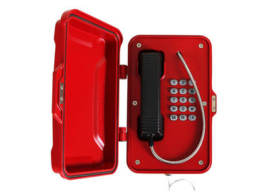 China Outdoor IP67 Rugged Industrial Weatherproof Telephone Die Casting Aluminum Alloy distributor