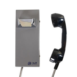 China Inmate Prison Visitation Phone , Auto Dial Emergency Telephone Easy To Install distributor