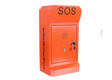China Easy Mounting Highway Roadside Emergency Phone Call Box Outdoor Waterproof SOS distributor
