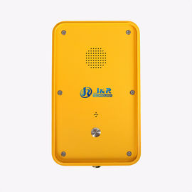 China Solar Powered Industrial Weatherproof Telephone Aluminum Alloy Material Outdoor factory