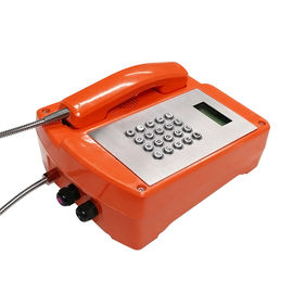 China VoIP Explosion Proof Telephone Free Dial Wall / Pillar Mounting ATEX Certificated distributor