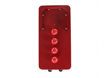 China Wall Mounted Hands-Free Vandal Proof Emergency Call Box for Marine, Metro, Highway distributor