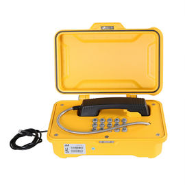 China VoIP Weatherproof Telephone Manufacturer distributor