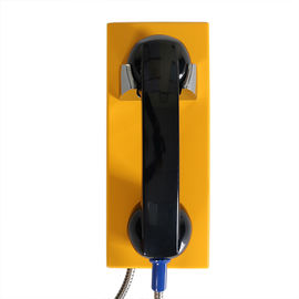 China Vandal Resistant VoIP SIP Hot Line Panel Phone distributor